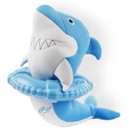Dog & cat (D) AFP LifeGuard Floatting Shark Dog Toy