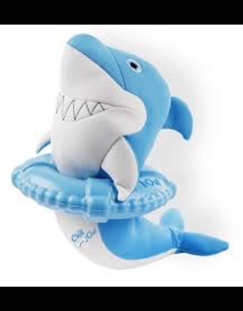 Dog & cat (D) AFP LifeGuard Floatting Shark Dog Toy