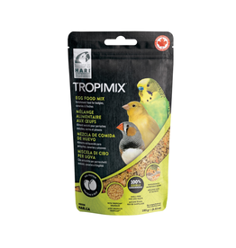 Bird Tropimix Egg Food Mix Enrichment Food for Budgies, Canaries & Finches - 185 g (6.53 oz)