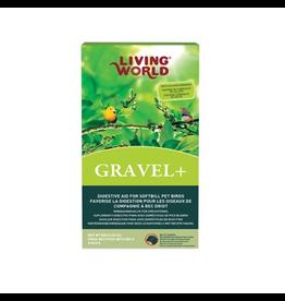 Bird Formulation Gravel+ Living World, 850 g (30 oz)