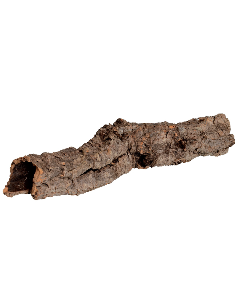 Reptiles Cork Bark Tube - Medium