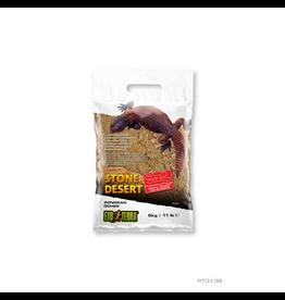 Reptiles Exo Terra Stone Desert Substrate - Sonoran Ocher - 5 kg (11 lbs)