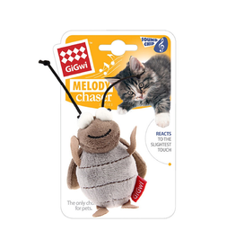 Dog & cat Melody Chaser - Cricket with Motioned Activated Sound Chip
