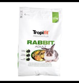 Small Animal Tropifit Premium Plus Rabbit - Adult - 2.5 kg