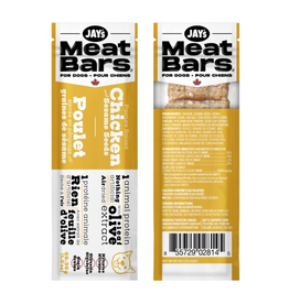 Dog & cat Jays MEATBARS Chicken & Sesame