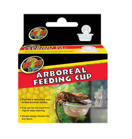 Reptiles Zoo Med Arboreal Feeding Cup