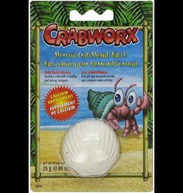 Reptiles (D) Crabworx Hermit Crab HealthBlock.-V (LC)