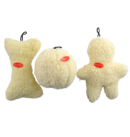 "Dog & cat (D) AT Plush Toy Assorted 5"" to 7"""