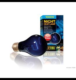 Reptiles (W) Exo Terra Night Heat Lamp - 100 W