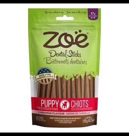 Dog & cat Zoë Dental Sticks for Puppies - Cinnamon Flavour - 175 g (6.2 oz)