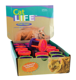 Dog & cat Cat Color Drums with Bell