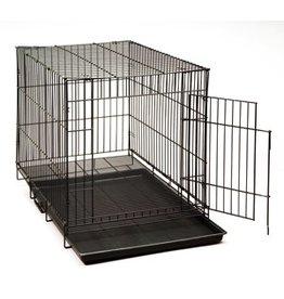 "Dog & cat (W) Dogit Animal Cage - Large - 90 cm x 57.5 cm x 65 cm (36"" x 23"" x 26"")"