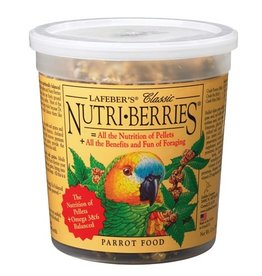 Bird (D)  Parrot Nutri-Berries 12.5 oz