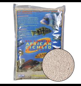 Aquaria CARIBSEA Eco-Complete Cichlid White Sand - 20 lb