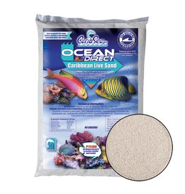 Aquaria CARIBSEA Ocean Direct Live Oolite - 20 lb