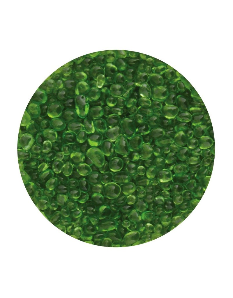 Aquaria Betta Gravel - Green - 350 g