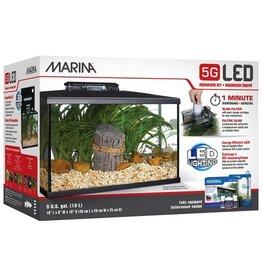 Aquaria Marina 5G LED Aquarium Kit