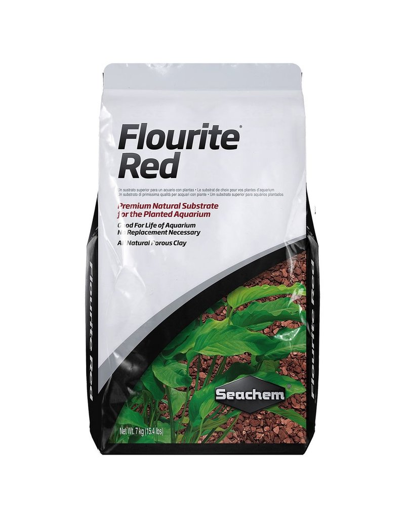 Aquaria (W) SM FLOURITE RED 7 KG