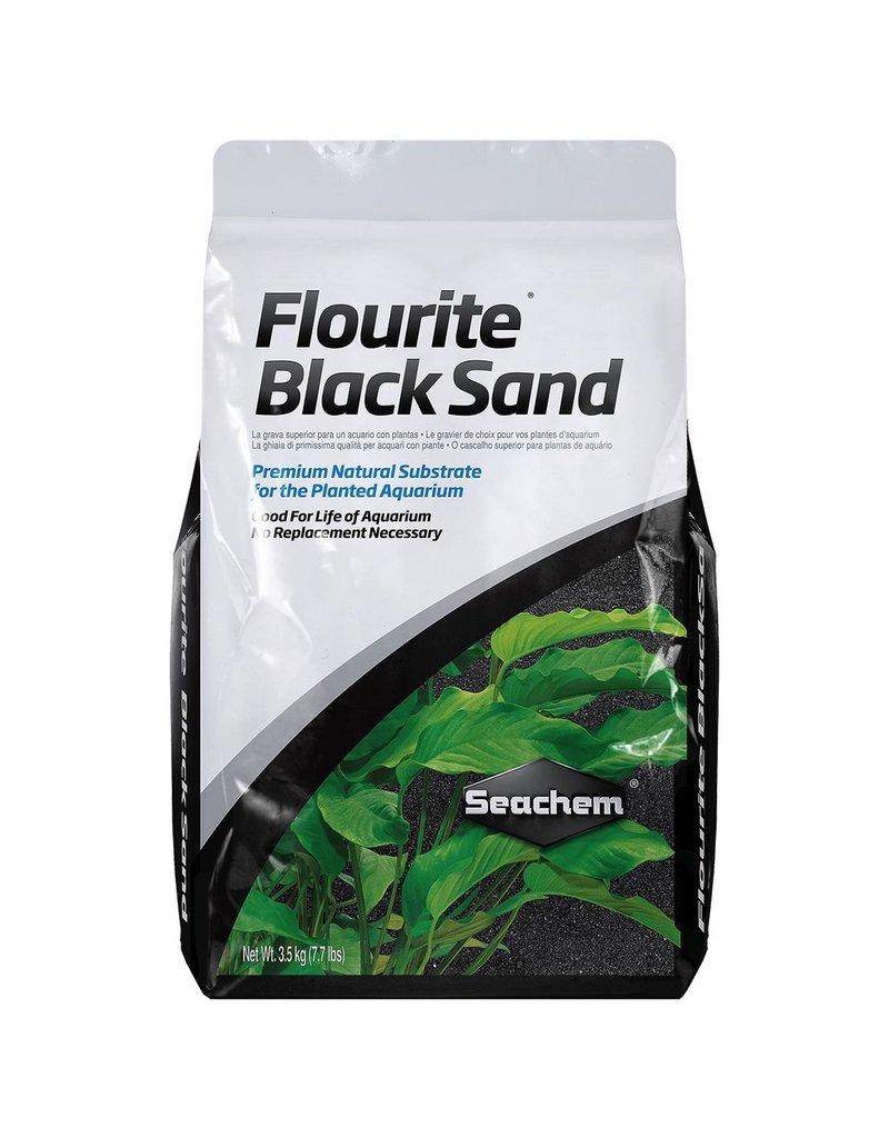 Aquaria (W) SM FLOURITE BLACK SAND 7 KG