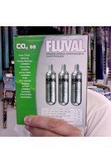 Aquaria (D) FL 88g-CO2 Cartridge (3 pack)-V