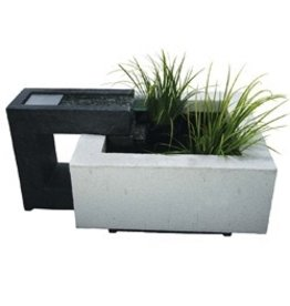 Pond (D) Laguna Décor Picassa decorative water feature kit, urban style collection