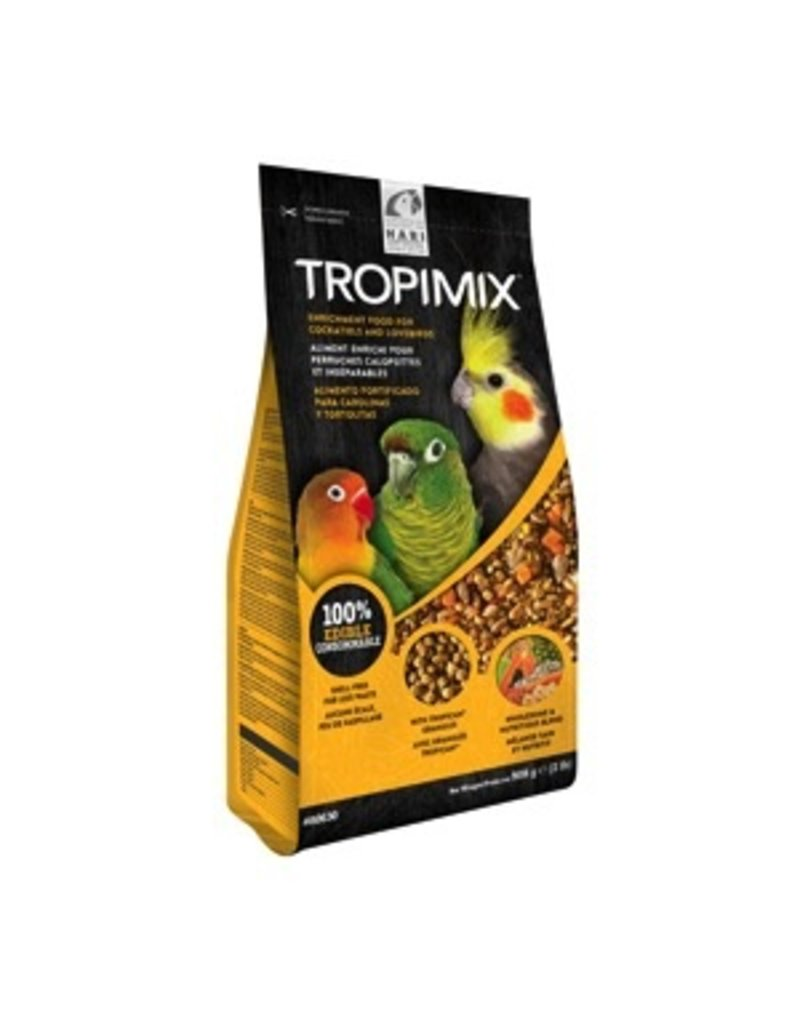 Bird (W) Tropimix Formula for Cockatiels and Lovebirds - 908 g (2 lb)