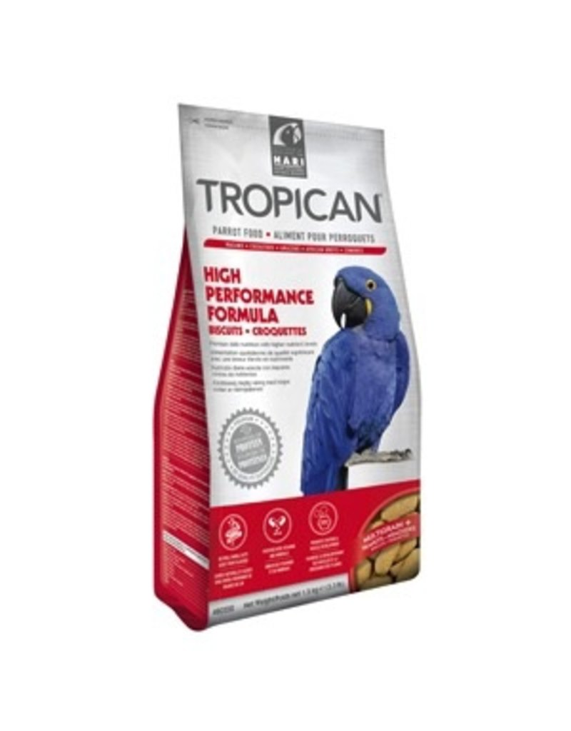 Bird (W) Tropican High Performance Biscuits for Parrots - 1.5 kg (3.3 lb)