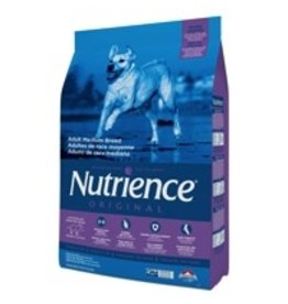 Dog & cat Nutrience Original Adult Medium Breed - Lamb Meal with Brown Rice Recipe - 11.5 kg