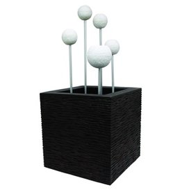 Pond (D) Laguna Décor Visio decorative water feature kit, urban style collection