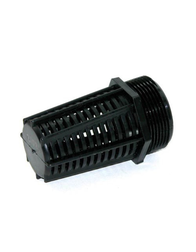 Aquaria (W) Threaded Bulkhead Screen - 1-1/2""