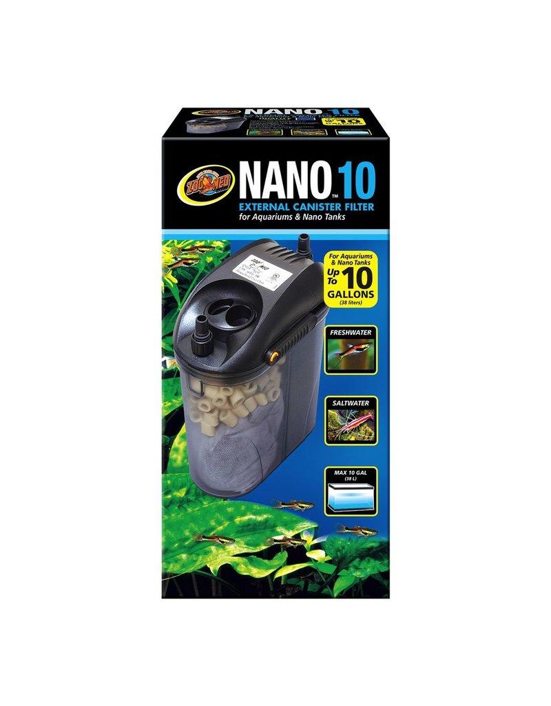 Aquaria (P) ZM Nano External Canister Filter - 10 gal