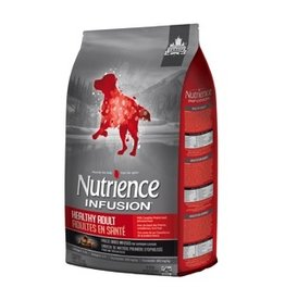 Dog & cat Nutrience Infusion Healthy Adult - Beef - 5 kg (11 lbs)