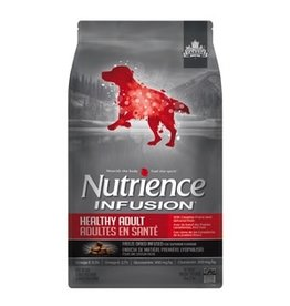 Dog & cat Nutrience Infusion Healthy Adult - Beef - 10 kg (22 lbs)