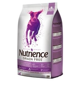 Dog & cat Nutrience Grain Free Pork, Lamb & Venison Formula - 10 kg (22 lbs)