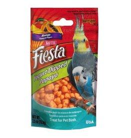 Bird (W) Fiesta Yogurt Dipped Papaya - Mango Yogurt - 2.5 oz