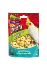 Bird (W) Fiesta Yogurt Dipped Treats for All Small Hookbills - Strawberry-Banana Yogurt - 3.5 oz