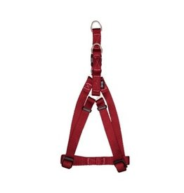 Dog & cat Zeus Figure-A Harness Med Deep Red