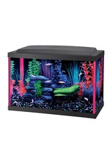 Aquaria (W) NeoGlow Rectangle Aquarium Kit - Pink - 5.5 ga
