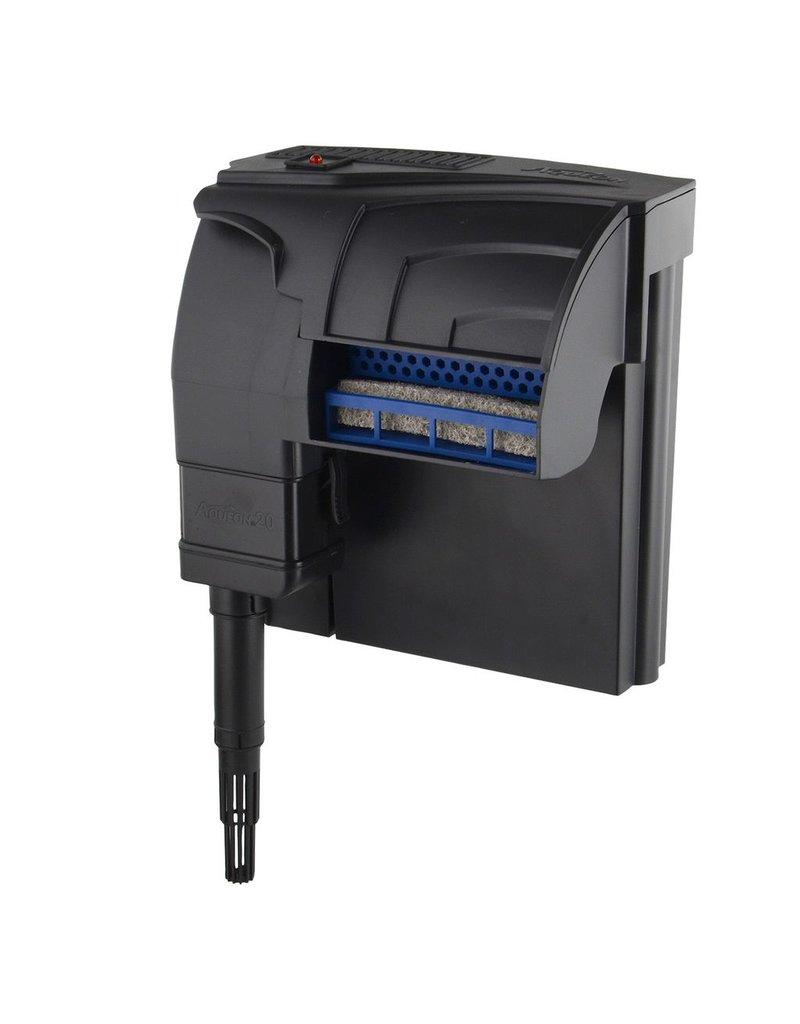 Aquaria QuietFlow LED Pro Aquarium Power Filter - 20
