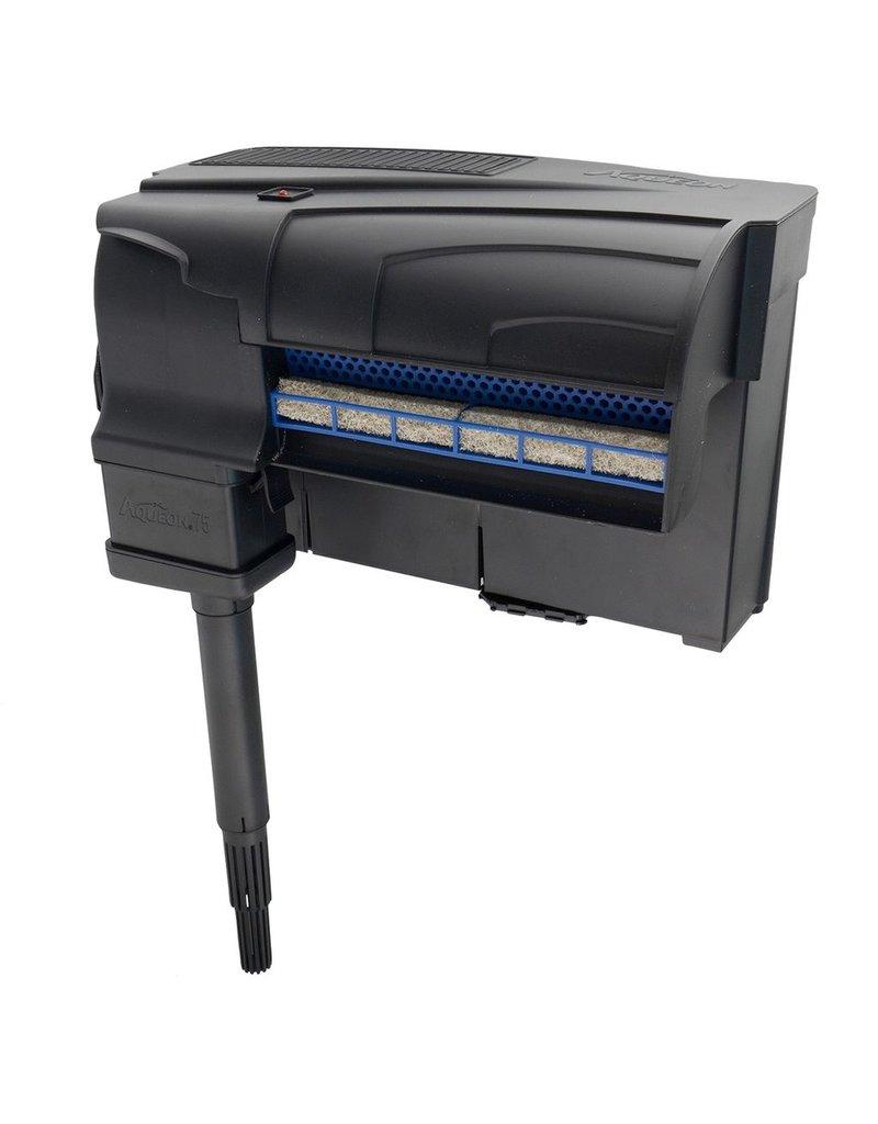Aquaria QuietFlow LED Pro Aquarium Power Filter - 75