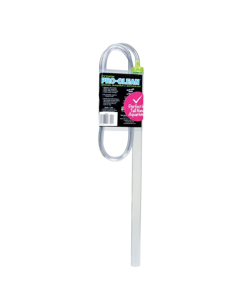 Aquaria Pro-Clean Gravel Washer & Siphon Kit - Small/Tall