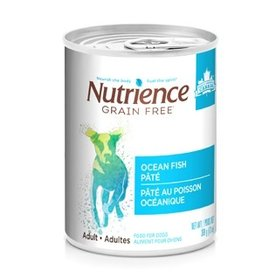 Dog & cat Nutrience Grain Free Ocean Fish Pâté - 369 g (13 oz)