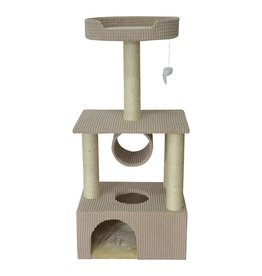 Dog & cat Cat Tree Scratcher - Condo - 42""
