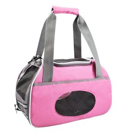 Dog & cat Sport Pet Carrier - Pink
