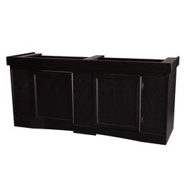 "Aquaria (W) Monarch Cabinet Stand - Black - 60"" x 18"