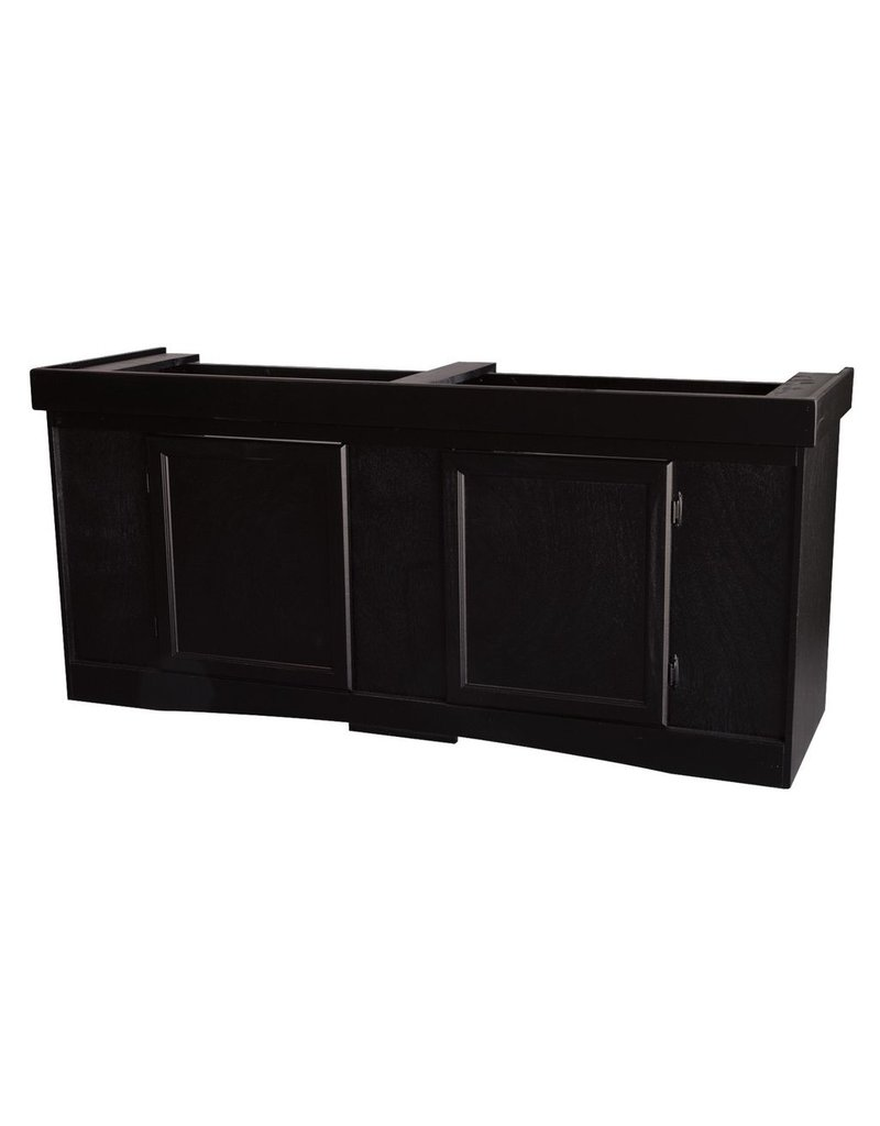 "Aquaria (W) Monarch Cabinet Stand - Black - 60"" x 18"