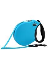 Dog & cat (W) Adventure Retractable Leash - Blue - Large