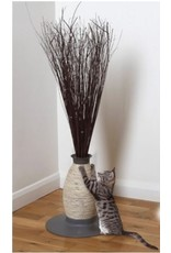 Dog & cat (D) CA Design Home Decor. Scratcher, Vase
