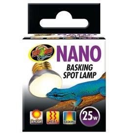 Reptiles Nano Basking Spot Lamp - 25W