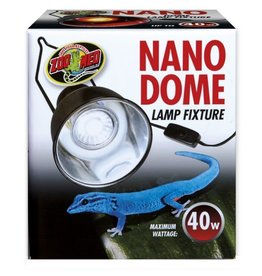 Reptiles (W) Nano Dome Lamp Fixture - 40W